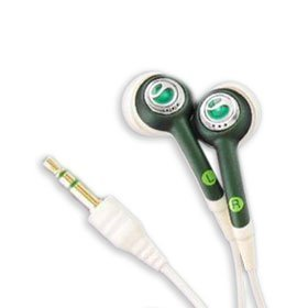 Sony Ericsson Stereo Portable Handfree Headset HPM-70 - White and Green
