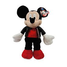 Mickey Rocker Plush - 1