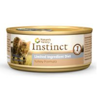 Instinct Limited Ingredient Diet Turkey Canned Cat Food Size