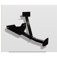 Torklift F2011 Frame Mounted Front Tie Down (Torklift Camper Tie Downs compare prices)
