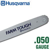 "Husqvarna 20"" Farm Tough Pro-Lite Chainsaw Bar (FT-280-72)"