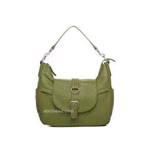 Kelly Moore B-Hobo Bag - Grassy Green