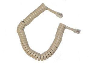 Cablesys ICHC406FIV GCHA444006-FIV / 6feet IVORY Handset Cord