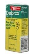 Debrox Drops Earwax Removal Aid -- 0.5 fl oz by Debrox