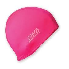 zoggs-spandex-deluxe-stretch-swimming-pool-cap-pink