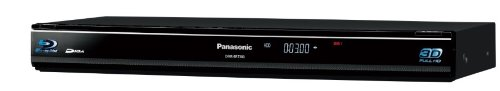 【Amazonの商品情報へ】Panasonic DIGA HDD搭載ハイビジョンブルーレイディスクレコーダー 500GB ブラック DMR-BRT300-K