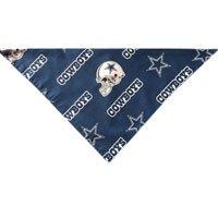 Dallas Cowboys Dog Bandana (Sm/Med: 10-14 Inches)