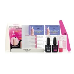 Dashing Diva - French Wrap Manicure Kit