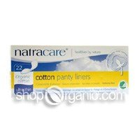 Panty Liners, Cotton, 22 ct ( Multi-Pack)