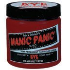 Manic Panic ~ Semi-Permanent Hair Dye ~ Vampire Red