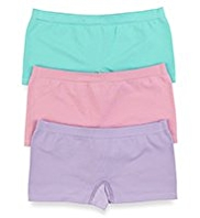3 Pack Assorted Seamfree Shorts