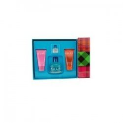 RALPH by Ralph Lauren Gift Set for WOMEN: EDT SPRAY 3.4 OZ & SHIMMER BODY LOTION 1.7 OZ & SHOWER GEL 1.7 OZ & EDT .25 OZ MINI