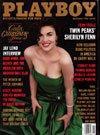 Sherlyn Fenn (Twin Peaks) Cover Playboy December 1990