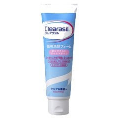 クレアラシル 薬用洗顔フォームマイルド 120g