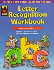 img - for Letter Recognition Workbook: Lowercase Letters (Tutor Books - Helping Your Child Learn and Succeed) book / textbook / text book