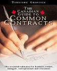 Every Canadian's guide to common cont...