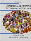 Statistical Reasoning in Psychology and Education (0471821888) by Edward W. Minium