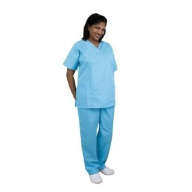 Women's Cherokee Workwear Uniform Scrub Set