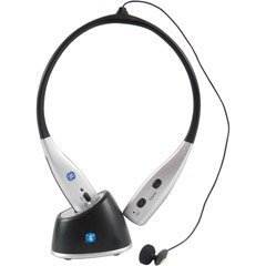 New Global Marketing Partners Ge Bluetooth Headset Over The Shoulder Style Unique Shoulder Design