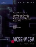 70-270 & 70-290 MCSE/MCSA Guide to Installing and...
