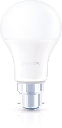 B22 12W LED Bulb (Cool Day Light)