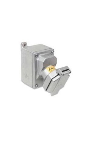 Crouse-Hinds ENR21201 Single Gang Dead End Receptacle Assembly
