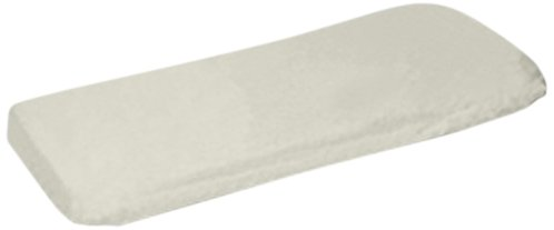 aBaby Organic Knit Contour Pad Cover, Natural