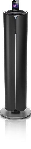 Philips Fidelio - Altavoz con puerto dock de 200W para Apple iPod, iPad, negro