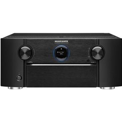Marantz SR7008 9.2-Channel 1080P and 4K Ultra HD Pass Through, Networking Home Theater Receiver with AirPlay (Black)