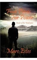 Four Pieces for Power: Book 1 of the Vendicatori