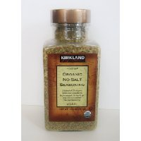 Kirkland Signature Organic No-Salt Seasoning 14.5 oz (No Salt Cheese compare prices)