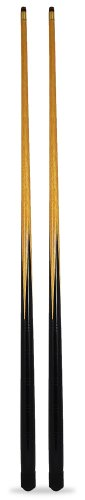 2 small 3ft 36 inch pool /snooker cues - ideal for tight spaces & youngsters