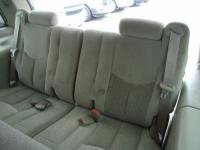 Durafit Seat Covers, C1080 V7 Seat Covers Made in Gray Velour for 2000-2006 Chevy Tahoe and Yukon 3rd Row 50/50 Split Seat (Tahoe Third Row Seat compare prices)