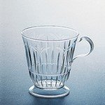 Legacy 611037 Disposable Coffee Cup, Clear, 7-Ounce Capacity (Case of 120)