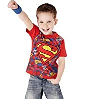 Pure Cotton Superman™ T-Shirt