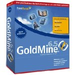 GOLDMINE 6.5 Customer & Contact Management- 1 User