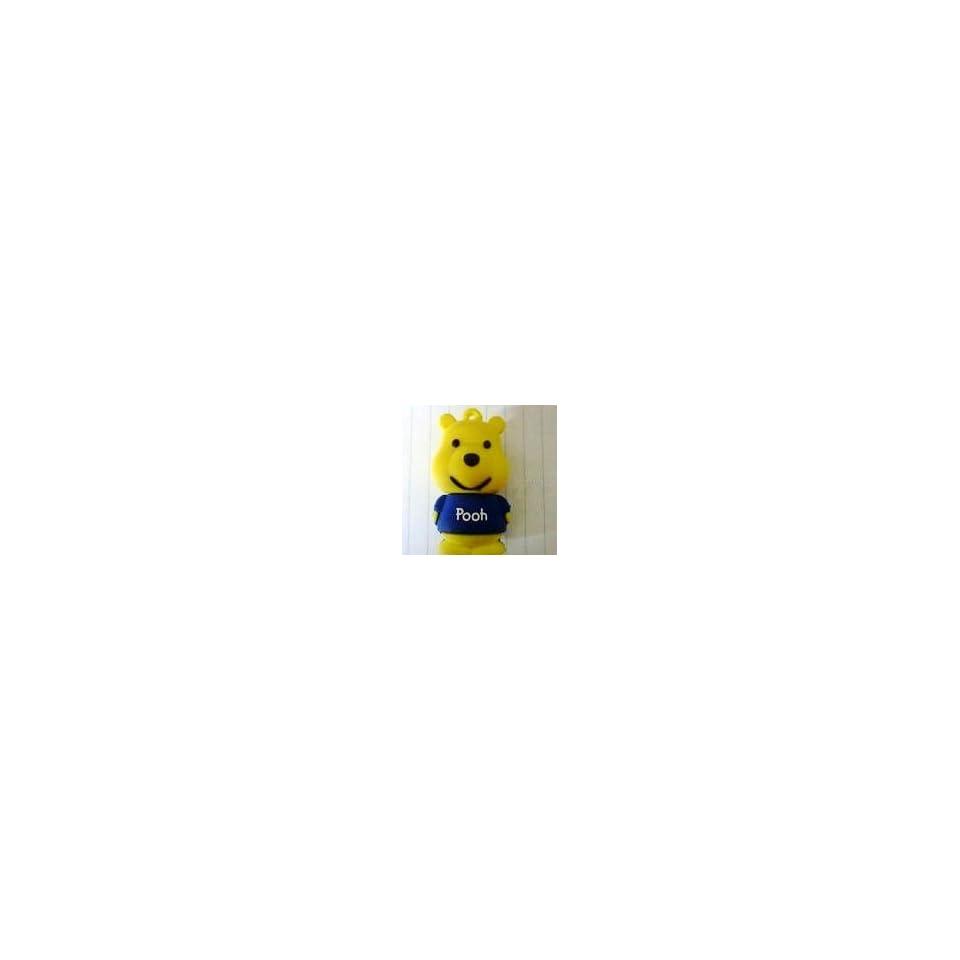 4GB Cool Blue Winnie Style USB flash drive