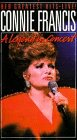 Connie Francis, A Legend in Concert [VHS]