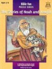 The Stories of Noah and Joseph (Bible Fun Puzzles)