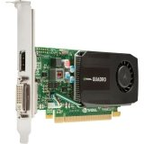 HP NVIDIA Quadro K600 Graphics Card 1 GB