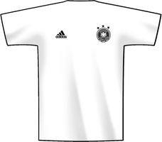 Adidas DFB Fanshop Deutschland Dfb home Trikot reus Weiss, Größe Adidas:XL