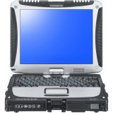 Panasonic Toughbook CF-19AHUAX1M 10.1 LED Notebook Intel Core i5 i5-2520M 2.50 GHz 4GB DDR3 320GB HDD Intel HD 3000 Graphics Bluetooth Windows 7 Professional