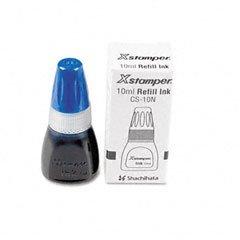 Xstamper 22119 Refill Ink pour Xstamper Bleu Timbres-10ml-Bottle-Light