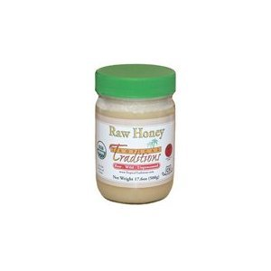 Canadian Raw Honey 500g