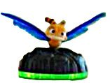 Skylanders LOOSE Figure Sparx Dragonfly Includes Card Online Code - 1