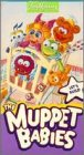 Muppet Babies: Let's Build [VHS]