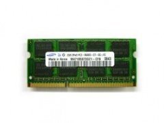 【4GB】 SAMSUNG純正 ノート用 DDR3 1066Mhz SO-DIMM 204pin PC3-8500 1066D3N-4G-S