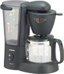 TOSHIBA コーヒーメーカー ダークグリーン HCD-6JJ(G)