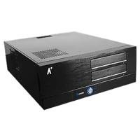 Aplus Gl 3 Htpc Black Aluminium Media Center Case