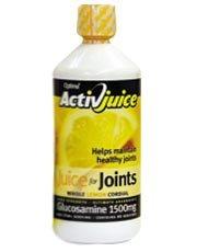 Optima Activjuice 1500mg 1000ml Glucosamine with Lemon Juice
